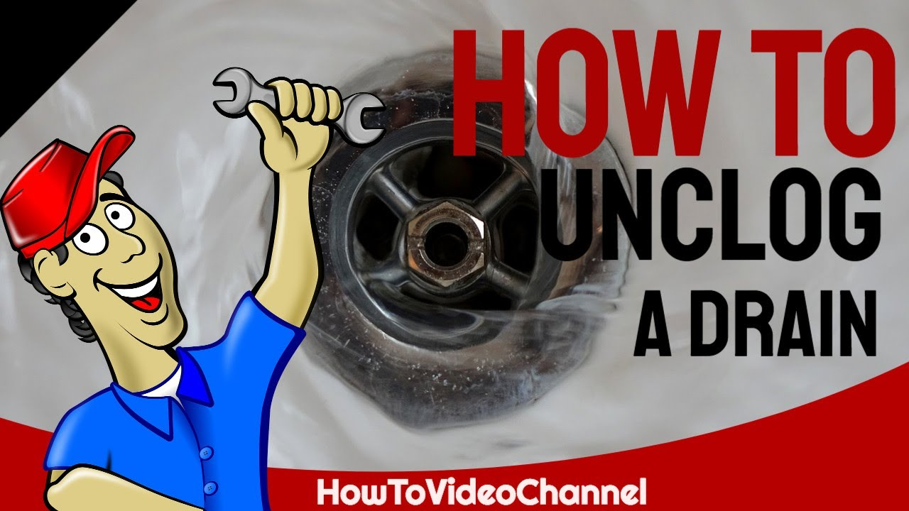 How to unclog a bathroom sink with baking soda - How To Unclog A Drain With Baking Soda And Vinegar Home Remedy Cleaning