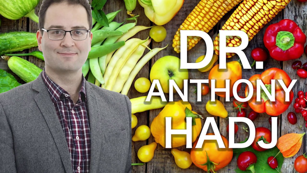 WHY DOCTORS DON'T RECOMMEND VEGANISM #6: Dr. Anthony Hadj