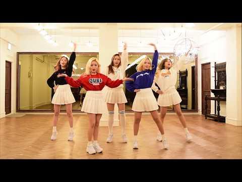 걸그룹 안무 에이지엠(A.Z.M) EDGE 에이지엠 5명 연습영상 thumbnail