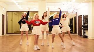 걸그룹 안무 에이지엠(A.Z.M) EDGE 에이지엠 5명 연습영상