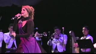 """Ana Barbara y Mariachi EL Sol De Mexico  """"Porque me haces Llorar"""" Juan Gabriel"""