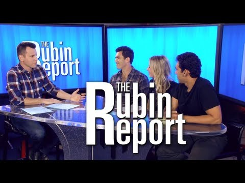 Egypt, Gay NFL Player, Porn 101 | The Rubin Report