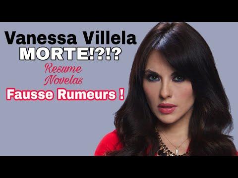 """""""Vanessa Villela est morte"""" : L'actrice victime d'une infâme rumeur !"""
