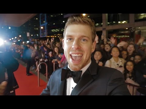 Vlog Carpet Ride (Buffer Festival Day 3, Red Carpet Gala, and Epic Announcements)