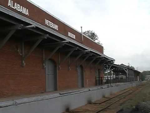 FEMA PRISON TRAIN thru Athens, Al