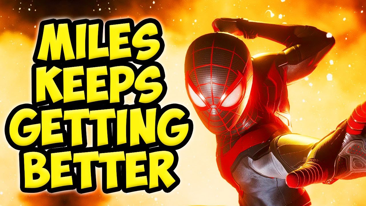 Spider-Man Miles Morales Reveals New Gameplay And Suits With Evan Filarca