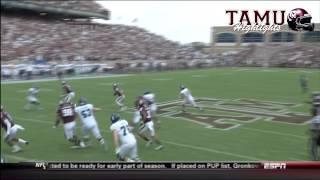 Texas A&m Highlights Vs Rice 8-31-2013