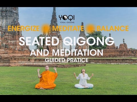 Seated Qigong and Guided Meditation