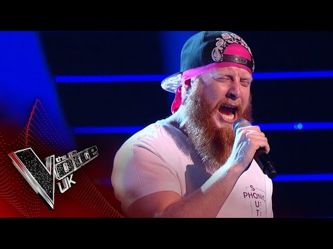 Carter performs 'I Don't Want To Miss A Thing': Blind Auditions 2 | The Voice UK 2017