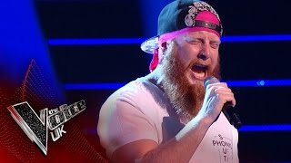 Carter Performs I Don T Want To Miss A Thing Blind Auditions 2 The Voice UK 2017