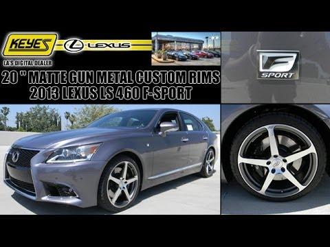 Keyes Lexus La S Digital Dealer 2013 Lexus Ls 460 F Sport