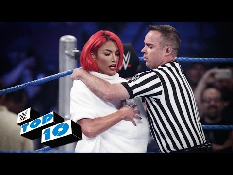 Thumbnail: Top 10 SmackDown Live moments: WWE Top 10, Aug. 9, 2016