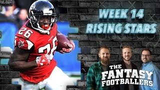 Fantasy Football 2016 - Week 14 Studs, Duds, Rising Stars, Playoff Madness - Ep. #325