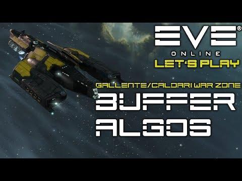 Gallente Destroyer! Factional Warfare 💪 Armor Algos ⚔️ || Let's Play EVE Online // PVP GAMEPLAY //