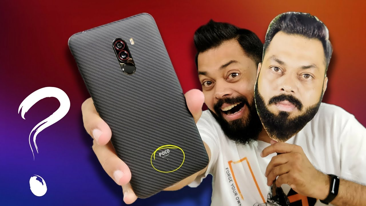 POCOPHONE F1 UNBOXING - THIS PHONE REDEFINES BUDGET FLAGSHIP MARKET ????????????