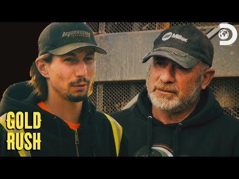 Parker's Aggressive Goals for the Season | Gold Rush