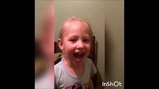 inShot selfie ускорились смешно поем АЛИСА и мама поют смешные песенки