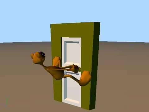 & The Door is Stuck exercise - YouTube