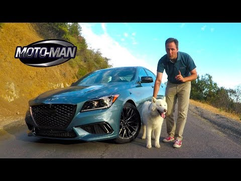 2018 genesis twin turbo. plain twin 2018 genesis g80 sport 33 twin turbo v6 first drive review 2 of 2 with genesis twin turbo