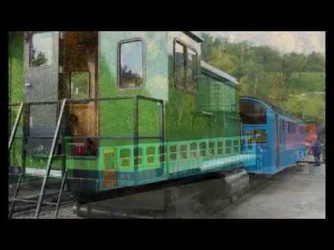 Top Place to Travel & Guides 2014 - Mount Washington Cog Railway