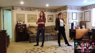 Mambo No. 5 | 11th Doctor and Amy Pond | Just Dance