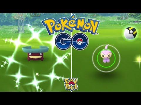 CASTFORM SHINY, LOTAD SHINY, LOTAD 100% Y MUCHO MÁS EL MISIÓN DAY DE LOTAD! [Pokémon GO-davidpetit] thumbnail