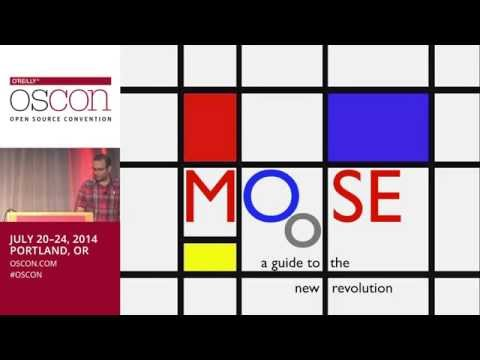 Moose is Perl: a guide to the new revolution