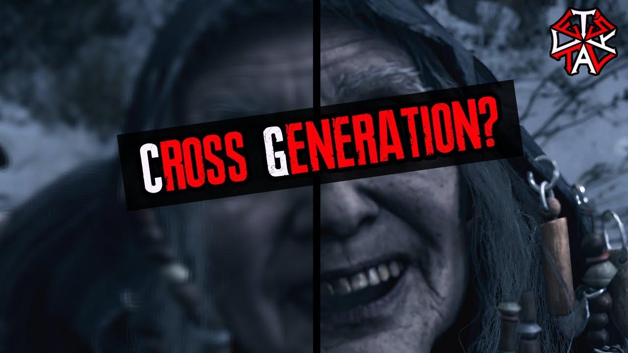 CROSS GEN? | RESIDENT EVIL VILLAGE
