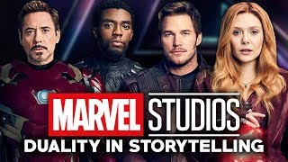 MARVEL STUDIOS: Duality in Storytelling | Video Essay