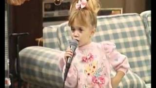 Full House: Michelle Singing I'm a Little Teapot