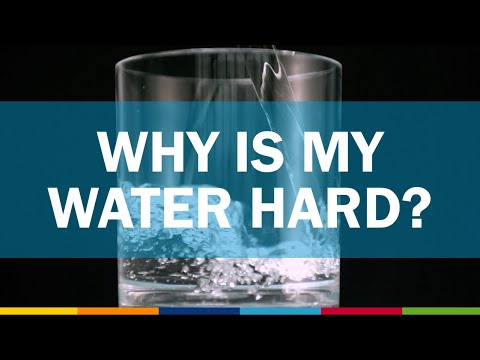 Hard Water Explained