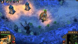 Spellforce 2 Faith In Destiny - Mission 3 - Malangar Greens - Part 3 - Playthrough