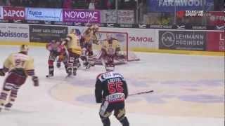 Fribourg-Gottéron vs Genève-Servette HC