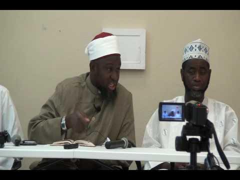 Masjid ul Mumineen Houston USA  June 25 2016   (Ramadan Tafsir Suratul Al Mu'minu Verse 23)
