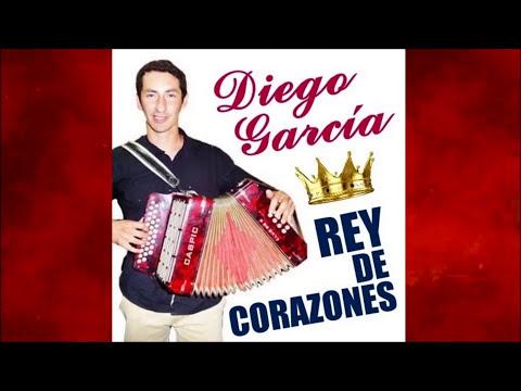 DIEGO GARCIA 2017 CD COMPLETO Rey de Corazones