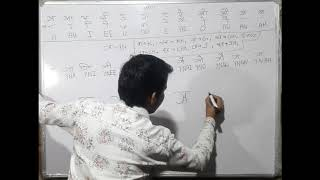 Lesson 14. (ण ) की बारहखड़ी कैसे लिखी व पढ़ी जाती है आओ सीखे