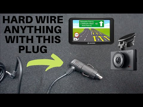 How To Hard-Wire Any 12V Plug