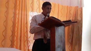 Culto Dominical Evangelista Alejandro Ibarra predica bajo el tema Como esta tu caminar