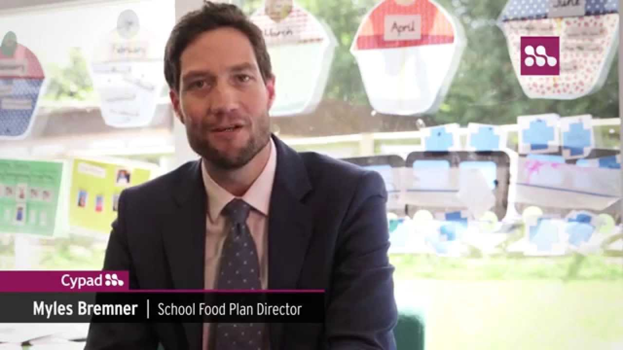 Cypad Kitchen Manager - Myles Bremner Interview - YouTube