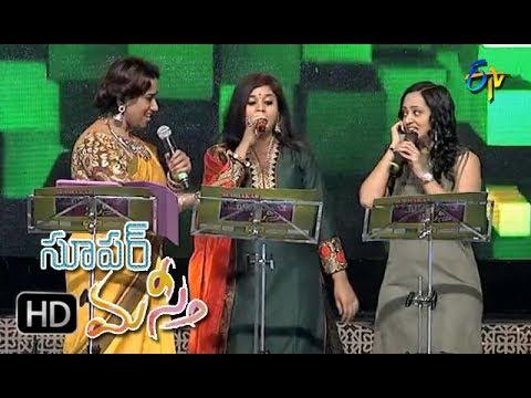 Abacha Abacha Song  Kalpana,Sumangali,Malavika Performance  Super Masti  Tirupati  21st May 2017