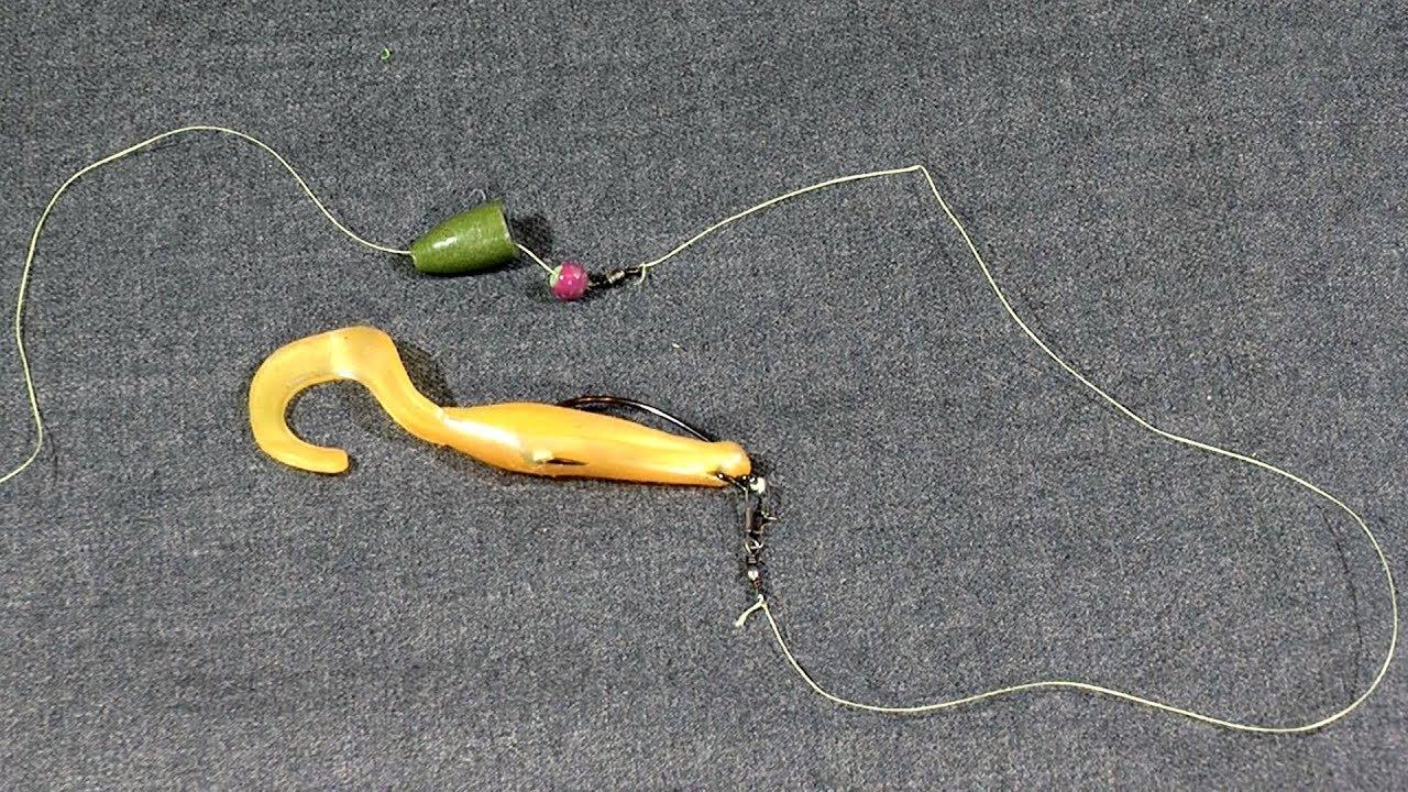 Оснастка для джиговой ловли