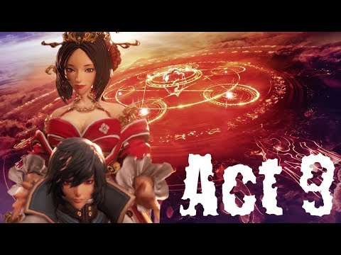 Blade and Soul - Act 9 Cinematic Trailer