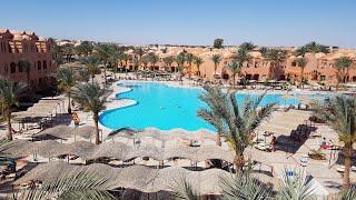 Egypt footage 2018 Makadi bay area and Jaz Oasis Resort