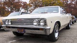 Toys For Tots Classic Car Run