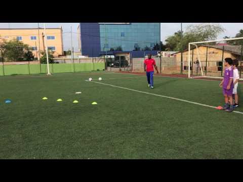 Astros football academy training Ghana 94
