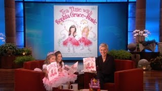 For the first time in 2013, Sophia Grace & Rosie are back from Engl...