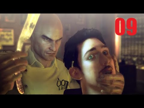 Hitman: Absolution -09- Shaving Lenny