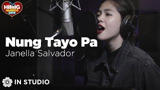 vuclip Janella Salvador - Nung Tayo Pa | Himig Handog 2019 (In Studio)