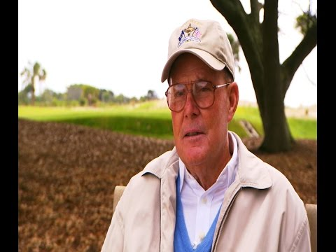 Pete Dye Interview on Building The Ocean Course