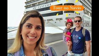 Cruzeiro em Família - MSC Fantasia (Dicas, valores e informações)